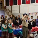 Holy Ghost Students honor those who served our country!