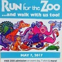 Register Now for Run for the Zoo 2017