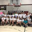 Our Eighth Grade vs Teachers Volleyball Game was a huge sucess!