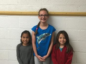 3 Holy Ghost Catholic School students Winners in Senior I Know Essay Contest