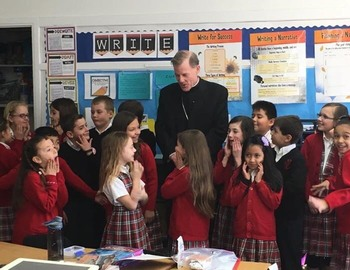 Archbishop's School Visit
