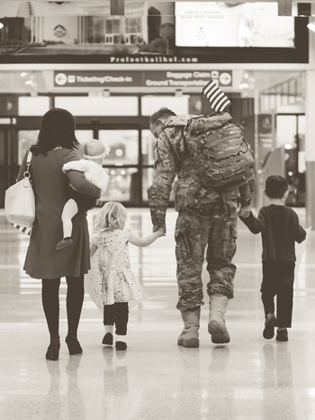 Military Families Facebook Group