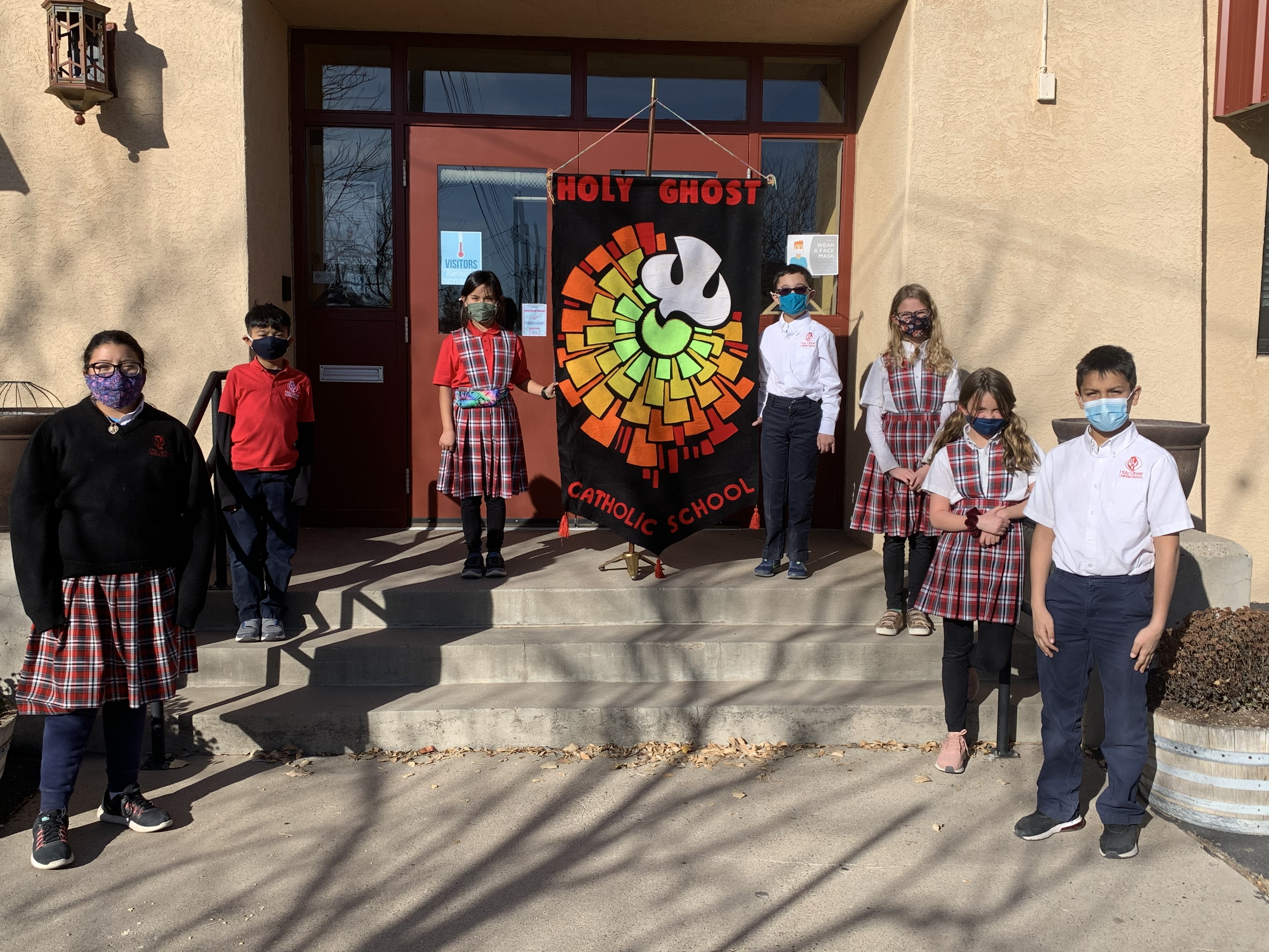 The Only STEM Certified Catholic School In New Mexico