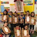 Risen Savior Catholic Preschool Children Join the Parish Celebration of Our Lady of Guadalupe