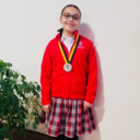 Holy Ghost Catholic School Student Earns Top Middle Level State Volunteer Designation