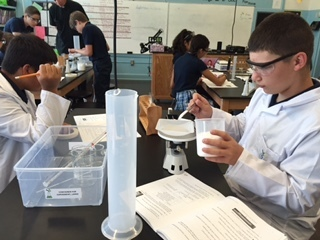St. Mary's Belen & Annunciation Catholic Schools Implement New Science Program