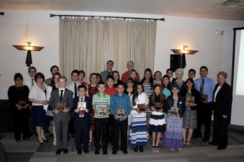 Congratulations to the 2016 Archdiocese of Santa Fe Catholic Schools Distinguished Disciple Honorees