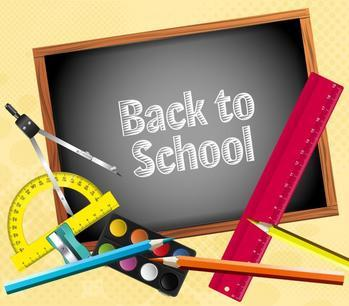Welcome Back to School - 1st Day