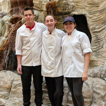 SPX Culinary Club Wins Silver and Bronze at State Competition