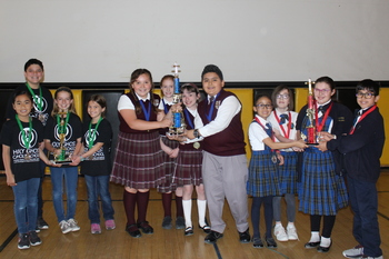 Archdiocese of Santa Fe Catholic Schools Faith Challenge Bowl