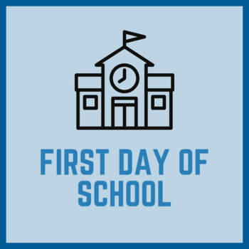 First Day for Students
