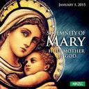 Solemnity of Mary, Mother of God  <div>  Mass Schedule </div>