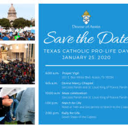 Texas Catholic Pro-Life Day