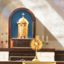 Monthly Eucharistic Adoration and Benediction