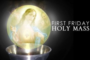 First Friday Devotion