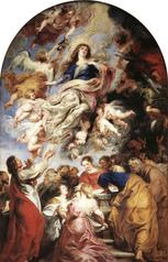 Looking Ahead Assumption of the Blessed Virgin Mary