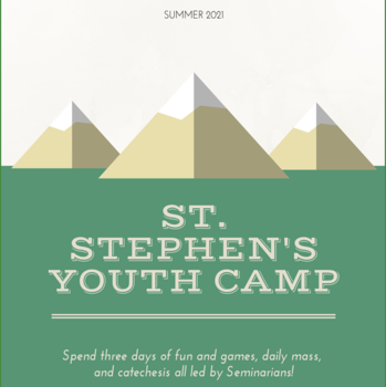St Stephen's Youth Camp