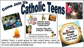 Catholic Teens