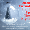 """GIFTS OF THE SEASON: """"LIGHT UP THE NIGHT"""" (LIVE-STREAMED)"""