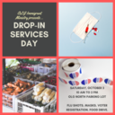 DROP-IN SERVICES DAY