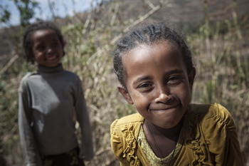 SPOTLIGHT ON CATHOLIC RELIEF SERVICES: Providing emergency aid in Ethiopia
