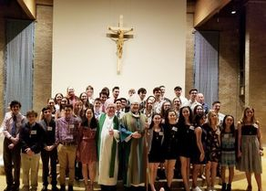 2019 CONFIRMATION GROUP