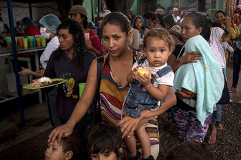 SPOTLIGHT ON CATHOLIC RELIEF SERVICES: SUPPORTING VENEZUELANS