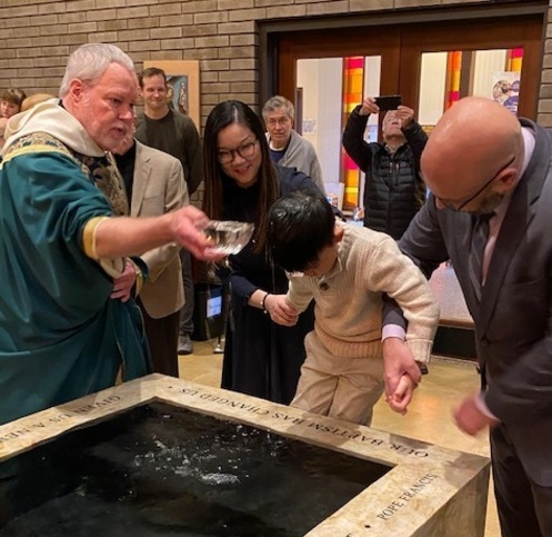 Baptism of Young Children