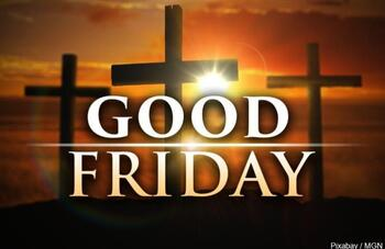 GOOD FRIDAY, LITURGY OF THE LORD'S PASSION (PUBLIC)