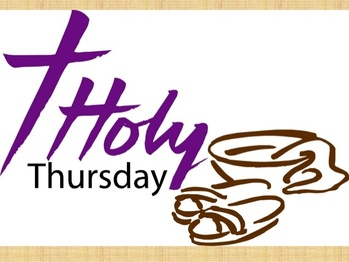 HOLY THURSDAY, MASS OF THE LORD'S SUPPER, (PUBLIC)