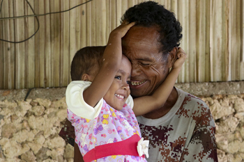 CATHOLIC RELIEF SERVICES RICE BOWL: TRYING NEW FOODS IN TIMOR-LESTE
