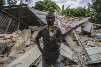 CATHOLIC RELIEF SERVICES: RESPONDING TO THE EMERGENCY IN HAITI