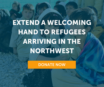 LUTHERAN COMMUNITY SERVICES: RESETTLING AFGHAN REFUGEES