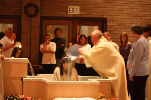 Baptism Of Adults Amp Older Children Our Lady Of Guadalupe