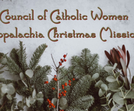 Appalachia Christmas Collection (Sponsored by the CCW)