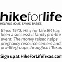 Hike for Life Denton