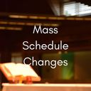 Additional Sunday Masses Offered at St. Philip's