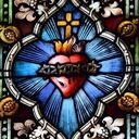 Antique Stained Glass Window Donated to New Church