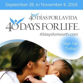 40 Days for Life - St Philip Vigil Hour