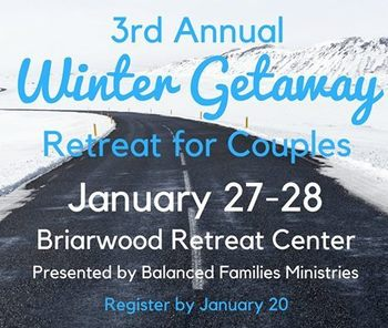 Winter Getaway Retreat for Couples