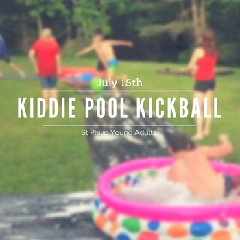 Kidde Pool Kickball
