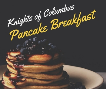 Pancake Breakfast and Baby Clothing Drive