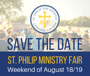 St. Philip's Ministry Fair
