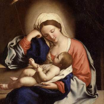 HOLY DAY OF OBLIGATION: Mary, Mother of God