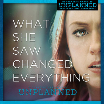 """Unplanned"" Movie Opening Weekend"