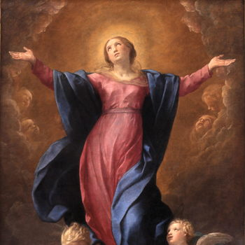 HOLYDAY OF OBLIGATION: Solemnity of the Assumption
