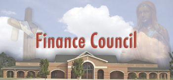 Finance Council Meeting