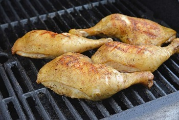 Chicken BBQ Meeting - Leaders and Marketing
