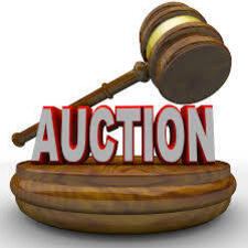 Online Auction End
