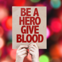 Donate Blood Feb. 20